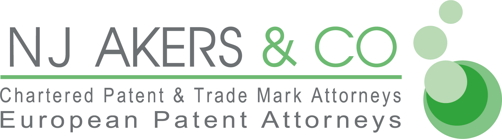 NJ Akers & Co, Chartered Patent Attorneys, European Patent and Trade Mark Attorneys